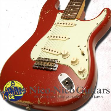 Fender Custom Shop 2011 '62 Stratocaster Heavy Relic (Dakota Red)