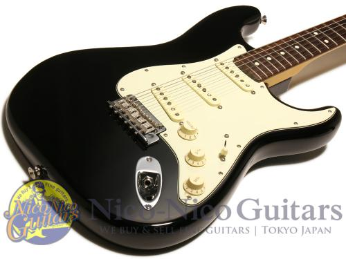 Fender USA 2016 American Professional Stratocaster (Black/R)