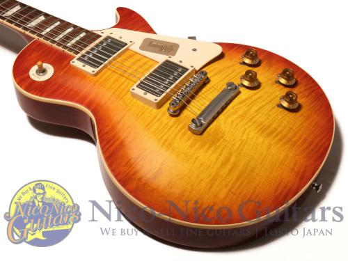 Gibson Custom Shop 2013 Historic 1959 Les Paul Reissue Gloss (Washed Cherry)