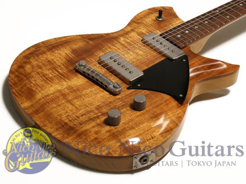 Fano 2012 RB6 Light Aged Limited (Vintage Amber)