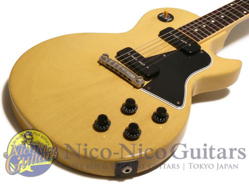 Gibson Custom Shop 2011 Historic Les Paul Special SC VOS (TV Yellow)