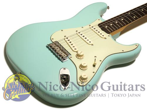 Fender Custom Shop 2009 '60 Stratocaster NOS (Daphne Blue)