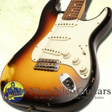 Fender Custom Shop 2013 Masterbuilt '61 Stratocaster Relic by John Cruz (Sunburst)