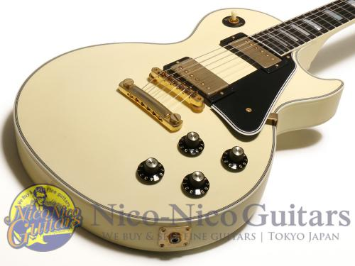 Gibson Custom Shop 2014 Les Paul Custom VOS Japan Limited (Classic White)