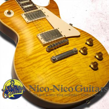 Gibson Custom Shop 2014 Historic 1959 Les Paul VOS Hand Selected (Double Dirty Lemon)