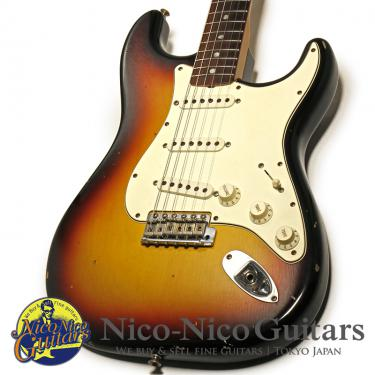 Fender Custom Shop 2003 1965 Stratocaster Relic (Sunburst)