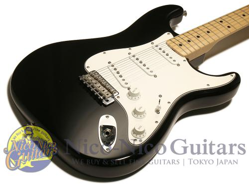 Fender Custom Shop 2008 '69 Stratocaster NOS (Black/M)