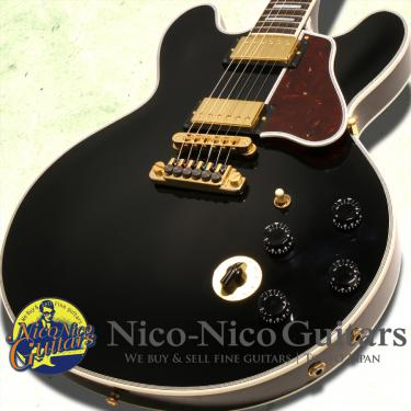 Gibson Custom Shop 2009 B.B.King Lucille (Ebony Black)