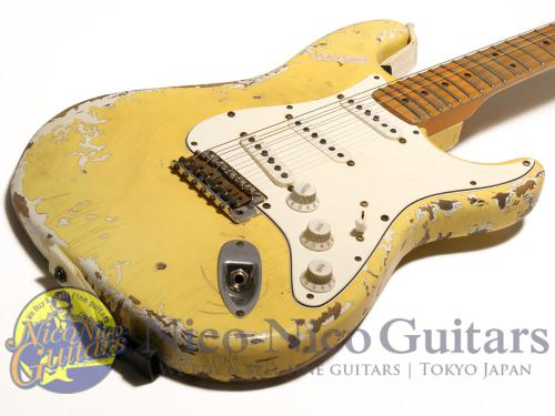 Fender Custom Shop 2008 Masterbuilt Yngwie Malmsteen Tribute Stratocaster by Jason Smith (White)