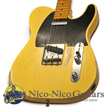 Fender Custom Shop 2011 1953 Telecaster Heavy Relic (Blonde)