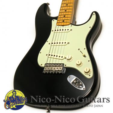 Fender Custom Shop 2012 MBS 1964 Stratocaster Closet Classic Master Built by John Cruz (Black/Maple)