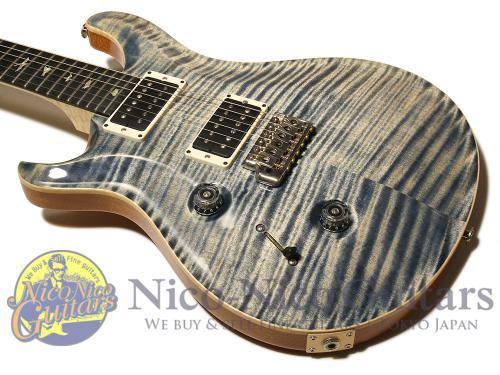 PRS 2017 Custom24 10Top Left Hand(Faded Whale Blue)