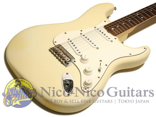 Fender Custom Shop 2000 '69 Stratocaster NOS (Olympic White)