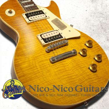 Gibson Custom Shop 2016 True Historic 1958 Les Paul Vintage Gloss HRM Hand Selected (Golden Poppy)