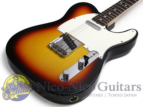 Fender Custom Shop 2011 '63 Telecaster NOS (Sunburst)