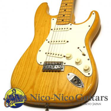 Fender 1976 Stratocaster (Natural/Maple)