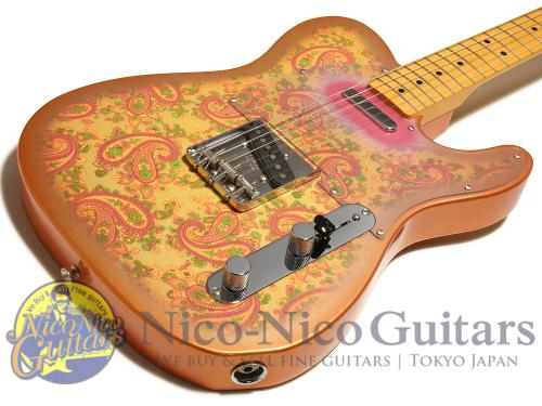 Fender Japan 2014 TL69 Antique Paisley IKEBE 40th Anniversary (Antique Paisley)