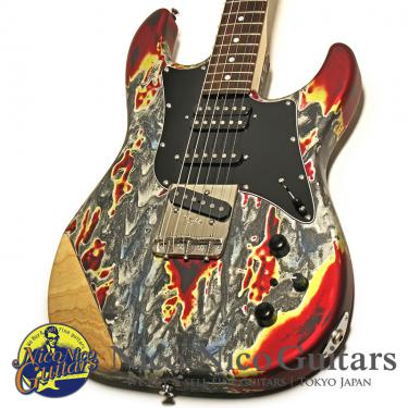 James Tyler 2011 Studio Elite Burning Water Custom HTS (Burning Water)