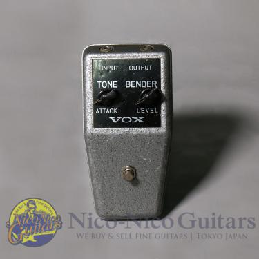 VOX 1966-67 Tone Bender Made in Italy