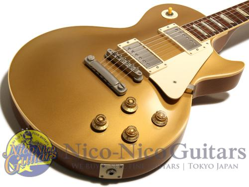 Gibson Custom Shop 2005 Historic 1957 Les Paul VOS (Gold)