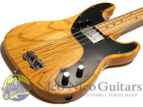 Fender 1974 Telecaster Bass (Natural)