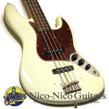 Fender USA 2013 New American Vintage 1964 Jazzbass (White)