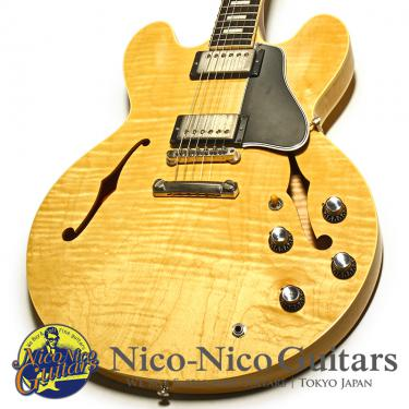 Gibson Custom Shop 2013 Historic Collection 1963 ES-335 Figured VOS Nashville (Natural)