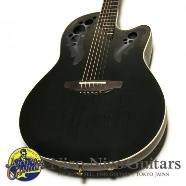 Ovation 2000 1597CH-GB (Black Burst)