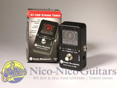 Sonic Research ST-200 Strobe Tuner