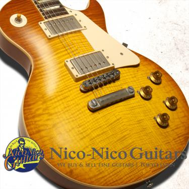 "Gibson Custom Shop 2010 Don Felder ""Hotel California"" 1959 Les Paul Signed & Aged (Felder Burst)"