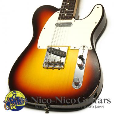 Fender Custom Shop 2016 1959 Telecaster Journeyman Relic (Sunburst)