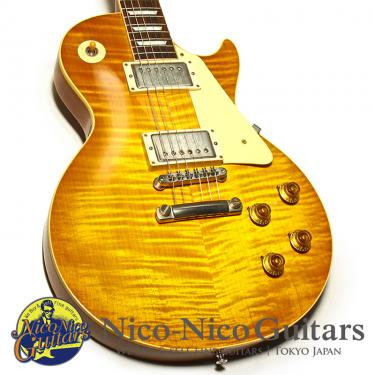 Gibson Custom Shop 2018 Historic Collection 1958 Les Paul VOS HRM (Danger Burst)