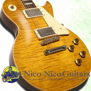Gibson Custom Shop 2016 True Historic 1959 Les Paul Reissue Vintage Gloss (Lemon Drop)
