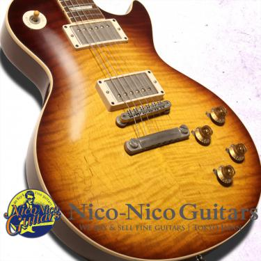 Gibson Custom Shop 2011 Historic 1959 Les Paul VOS (Allman Burst)