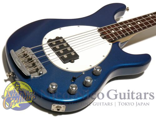Musicman Sterling 4 (Metallic Blue)