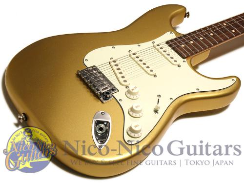 Tom Anderson 2016 Icon Classic (Satin Egyptian Gold)