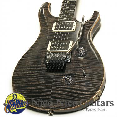 PRS 2014 Custom24 10Top Floyd Rose (Gray Black)