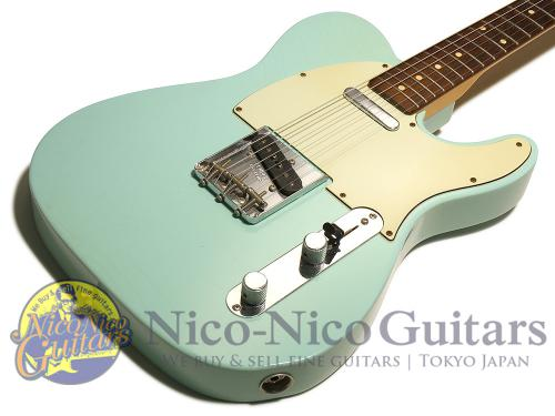 Fender Custom Shop 2003 '61 Telecaster Closet Classic (Daphne Blue)