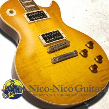 Gibson Custom Shop 2016 Standard Historic 1958 Les Paul Reissue Hudson Burst Lightly Aged (Hudson Burst)