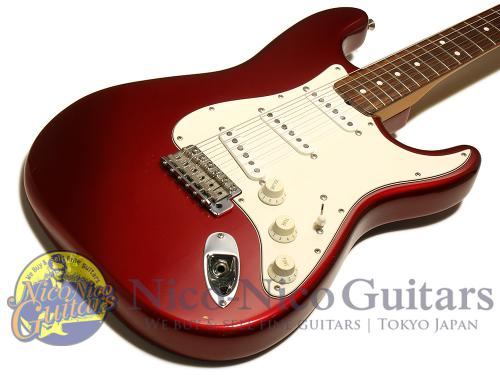 Fender USA 1995 American Vintage '62 Stratocaster (Candy Apple Red)