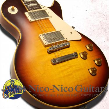 "Gibson Custom Shop 2013 Collectors Choice #6 91918 1959 Les Paul aka ""Number One"" Aged (Non-Filtered Tobacco Burst)"