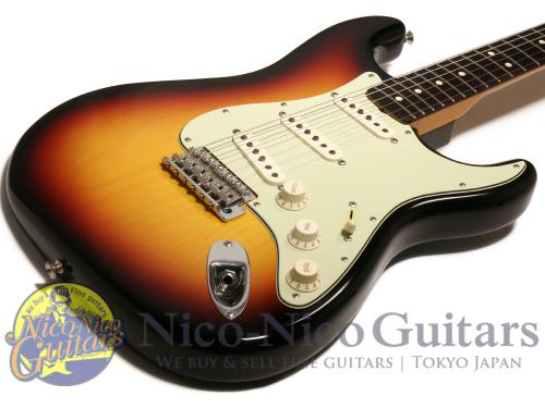 Fender Custom Shop 2007 Masterbuilt '63 Stratocaster Closet Classic by John Cruz (Sunburst)