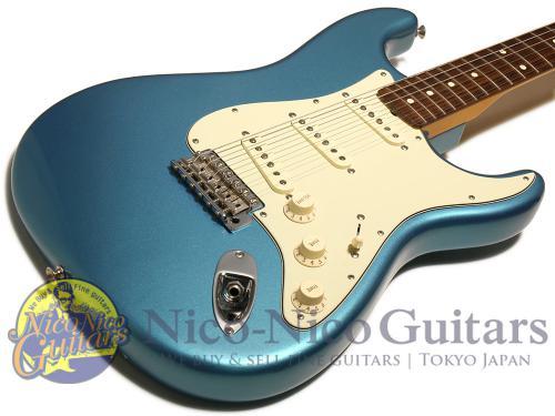 Fender USA 2012 American Vintage '62 Stratocaster Thin Lacquer (Lake Placid Blue)