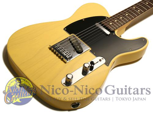 Fender Custom Shop 2009 Custom Classic Telecaster (Blonde)