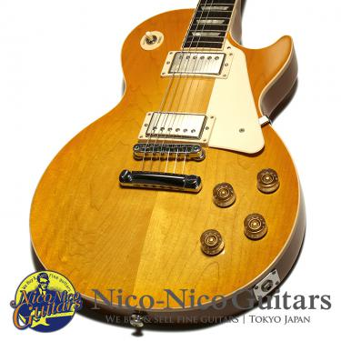 Gibson USA 2016 Les Paul Traditional Plain Top (Lemon Burst)