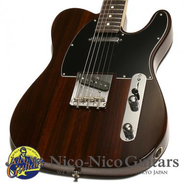 Fender USA 2012 Limited 60th Anniversary Tele-bration Series Lite Rosewood Telecaster (Natural)