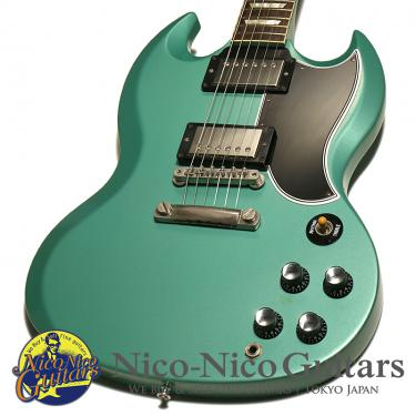 Gibson Custom Shop 2010 Historic Collection SG Standard VOS (Inverness Green)