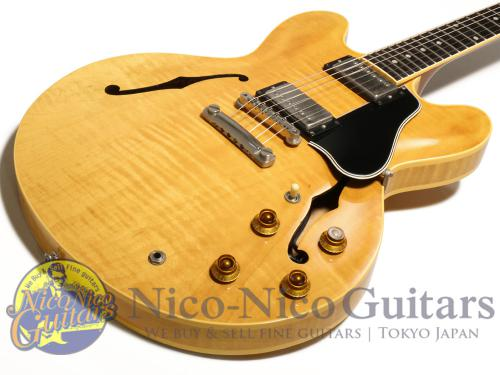 Gibson 1995 ES-335 Dot Reissue (Antique Natural)