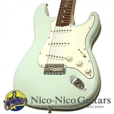 Fender Custom Shop 2004 MBS 1961 Stratocaster Closet Classic Masterbuilt by Mark Kendrick (Sonic Blue)