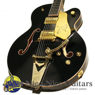 Gretsch 2018 Players Edition G6136T-BLK Black Falcon (Black)